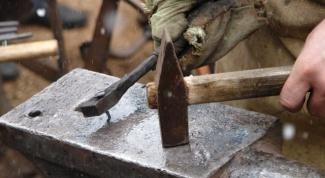 Как ковать металл