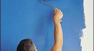 Как покрасить гараж