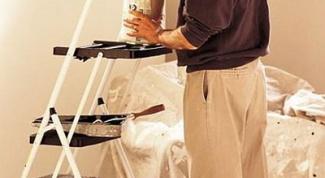 Как шпаклевать стену под покраску