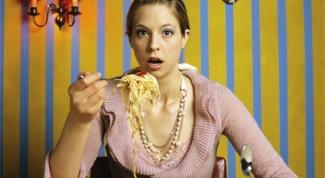 Как заставить себя не есть вечером