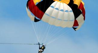 сделать игрушечный парашют