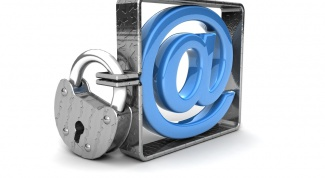 How to recover a forgotten password by e-mail
