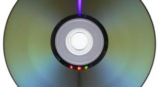 Как сделать этикетку на диск