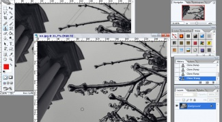 Как убрать лишние предметы в Photoshop