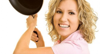 Как очистить нагар на сковородке