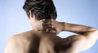 Как избавиться от отложений солей в шее