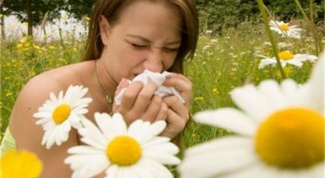 How to withdraw allergens from the body