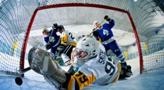 How to make a hockey goal
