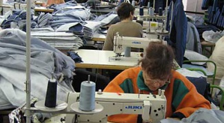 How to open a clothing production