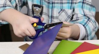 Как сделать из бумаги прямоугольный параллелепипед