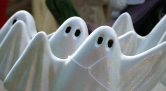 Как сделать привидение