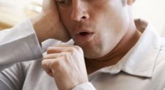 Как облегчить сухой кашель