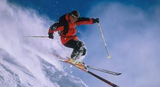 Как прикрепить лыжные крепления