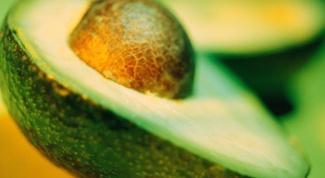 Как приготовить салат с авокадо