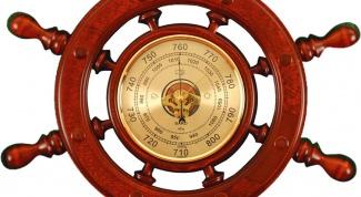 How to determine atmospheric pressure