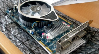 How to see the characteristics of the video card