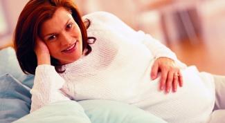Как сохранить грудь после беременности
