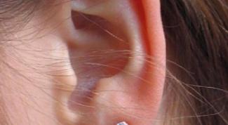 Как лечить мочку уха