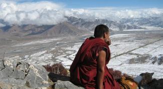Как попасть в тибетский монастырь