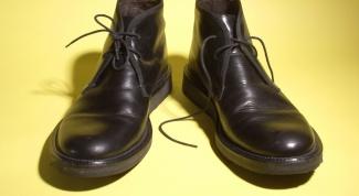 Как растянуть ботинки