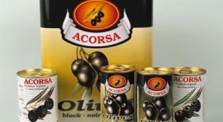 Как выбрать маслины
