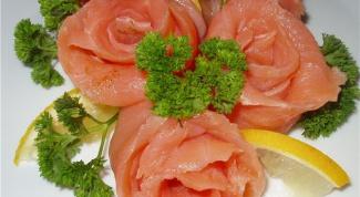 Как нарезать рыбу красиво