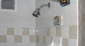 How to clean the bathroom from mold