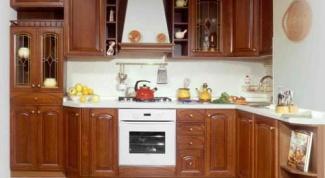 Как выбрать фасад кухни