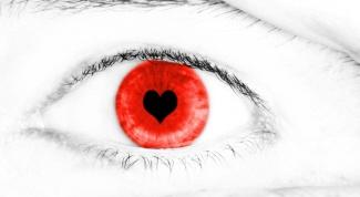 Как убирать в фотошопе красные глаза