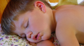 How to calm nervous system of the child