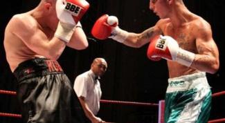 Как получить разряд по боксу