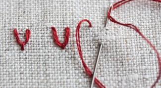 Как делать французские узелки