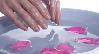 Как делать парафиновые ванночки