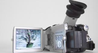Как выбрать хорошую видеокамеру