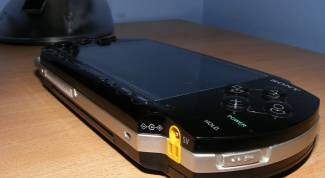 How to play psp on your TV