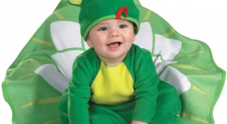 Как сделать костюм лягушки