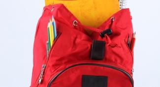 Как связать рюкзак