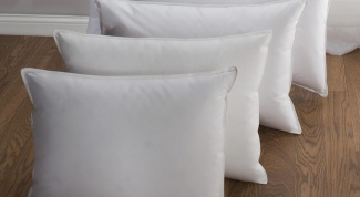 Как постирать перьевую подушку