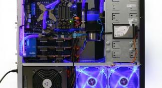 Как запустить новый компьютер