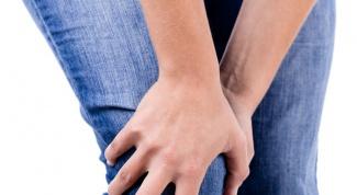 Как избавиться в боли в коленях