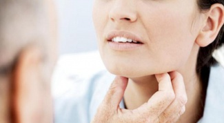 How to treat nodes on the thyroid gland