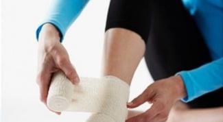 Как лечить вывих стопы