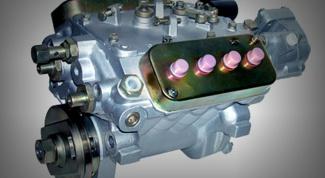 Как отрегулировать топливный насос