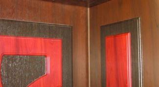 Как отделать откосы двери