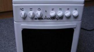 Как разобрать газовую плиту