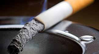 Как уменьшить вред курения