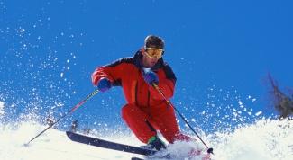 Как определить размер лыж