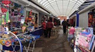Как открыть палатку на рынке