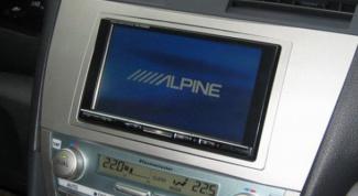 How to connect your Alpine radio