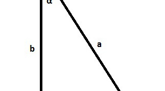 How to find the length of a side of a right triangle